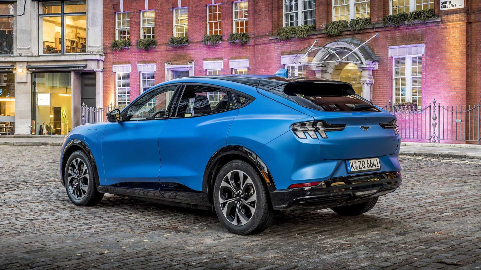 Ford Mustang Mach E Specs And Mega Gallery