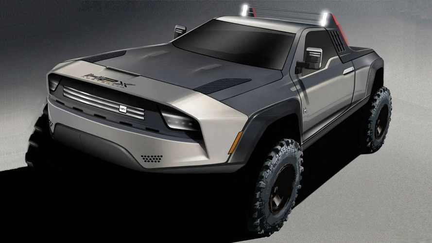 H2X Ute Could Give Us Another FCEV Pickup Truck Besides Nikola Badger