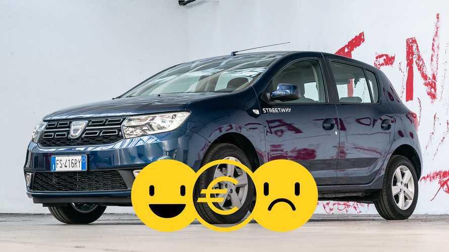Promozione Dacia Sandero Streetway, perché conviene e perché no