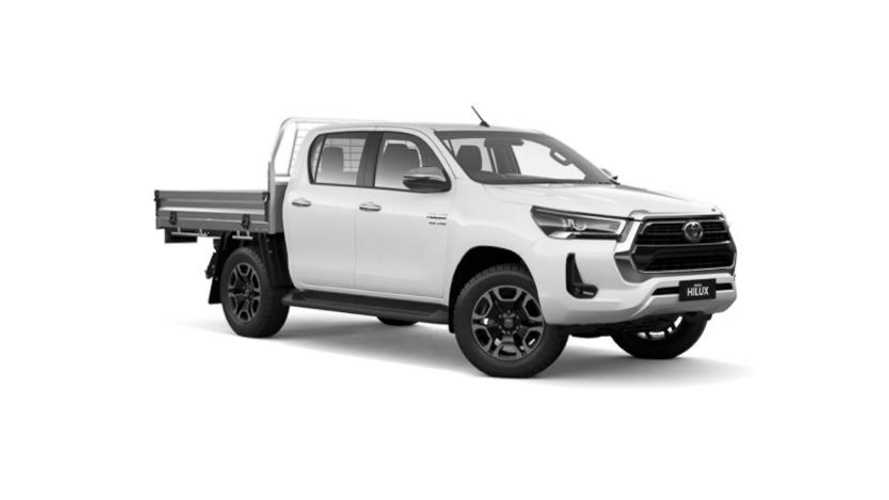 Toyota Hilux 2021 - Austrália