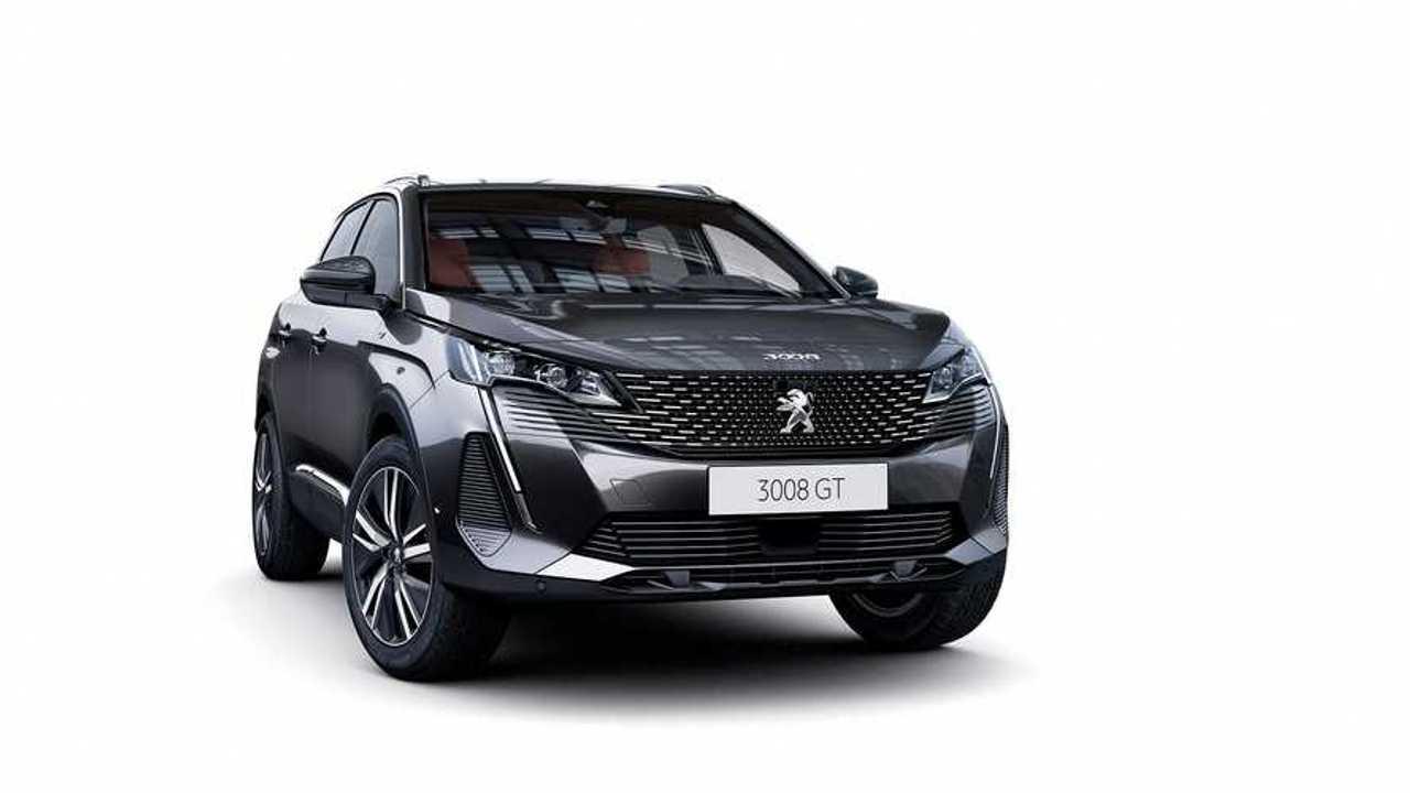 Makyajlı Peugeot 3008 (2020)
