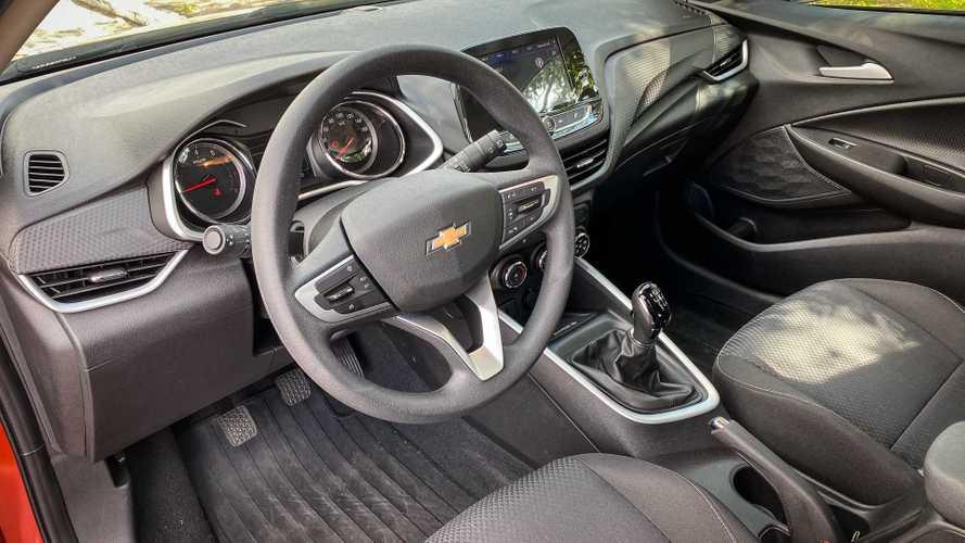 Chevrolet Onix LT 1.0 2020 (teste de consumo)