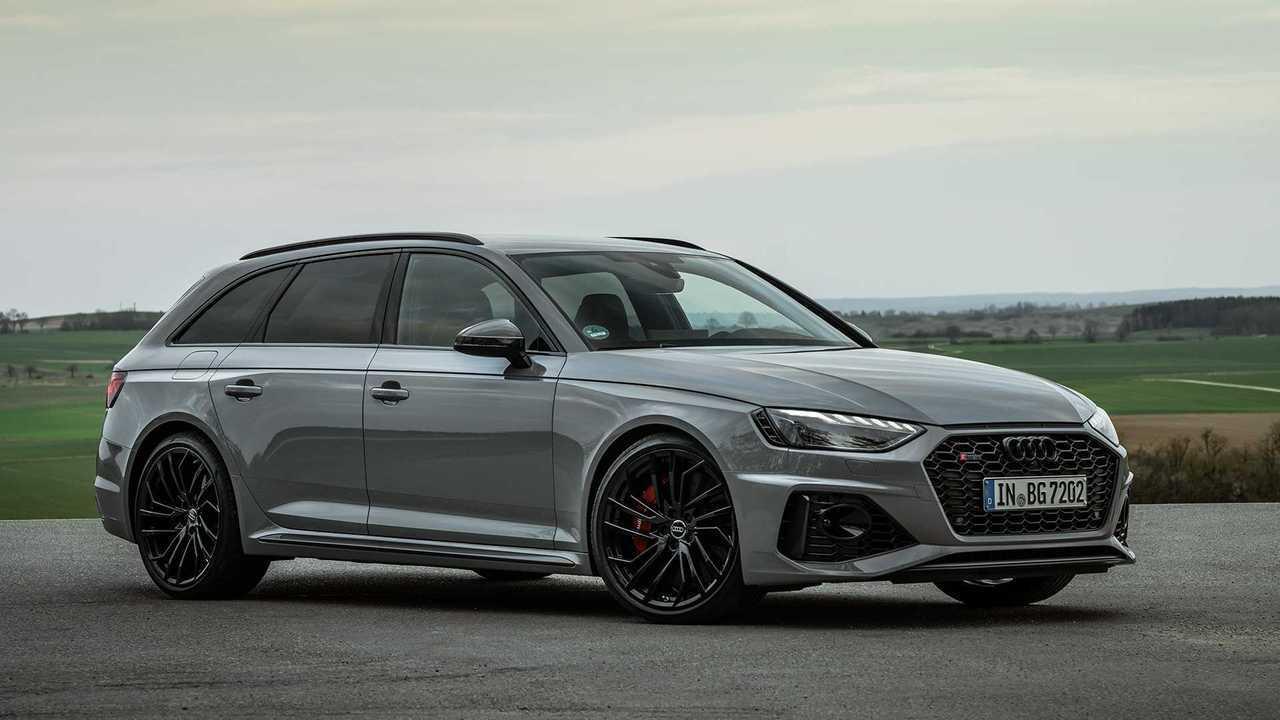 Audi RS 4 Avant und RS 5 Coupé/Sportback: 450 PS