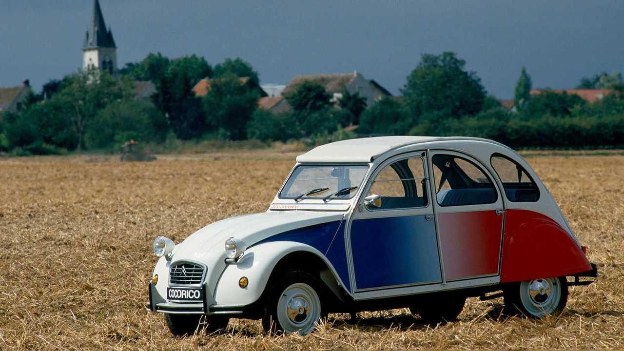 Citroën 2CV (Ente)