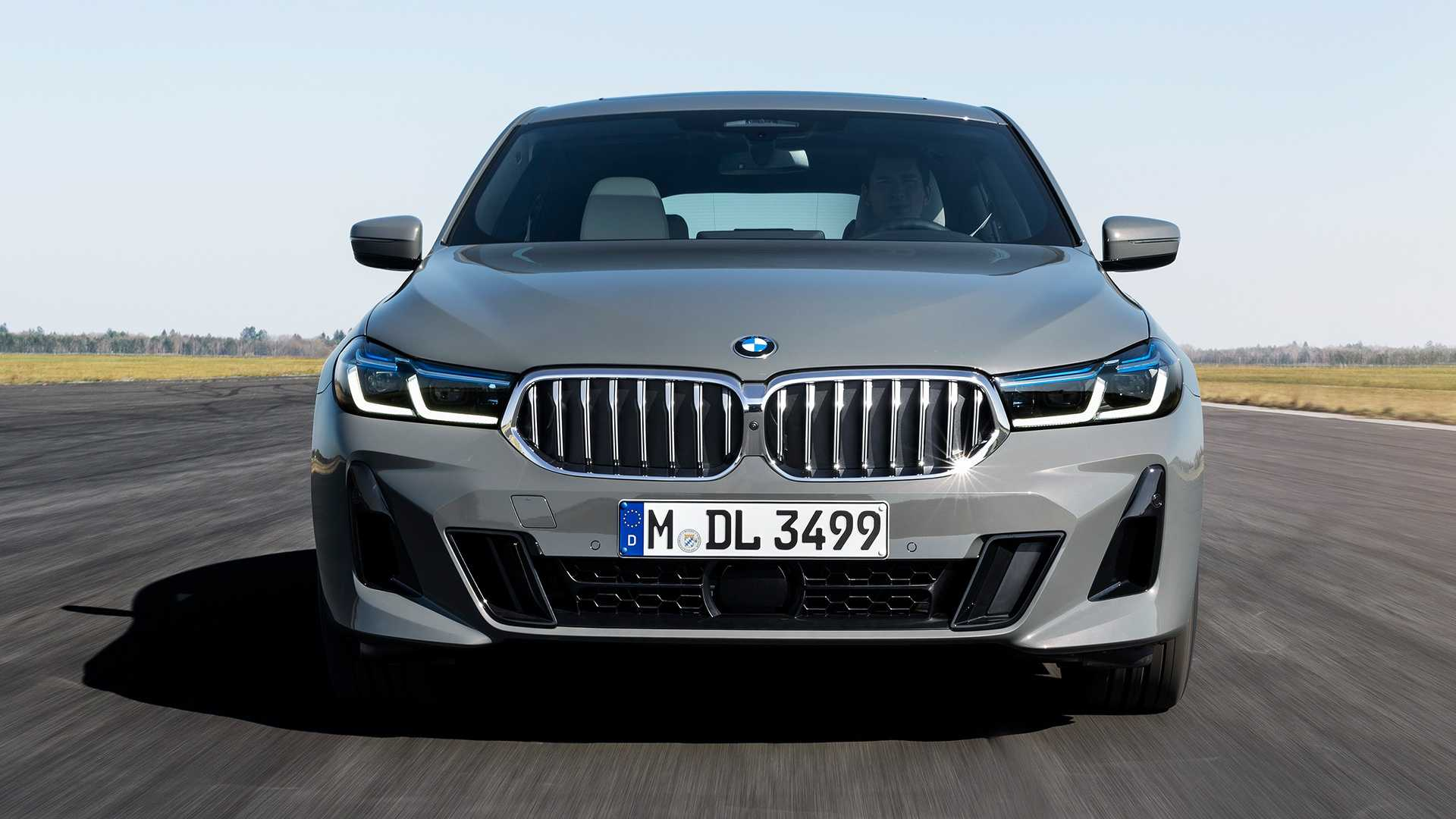 2020 BMW 6 Redesign