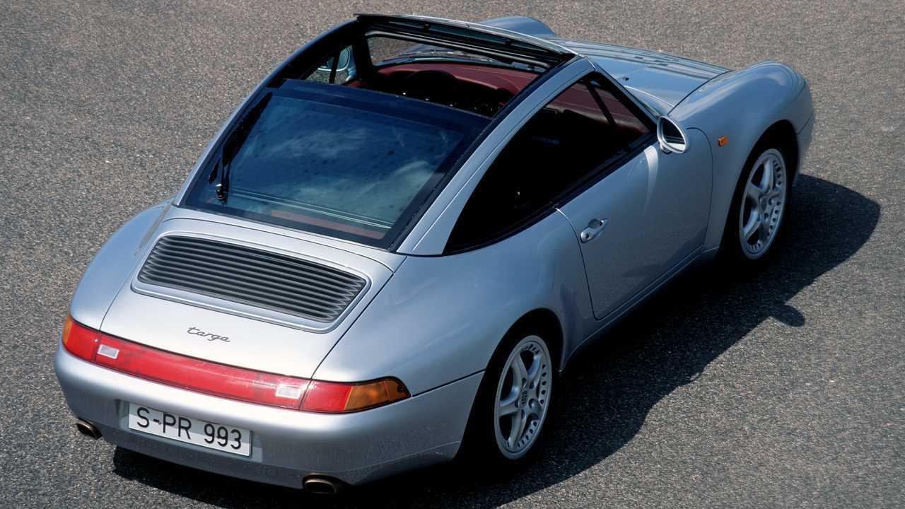 Targa Série 993 (1995-1998)