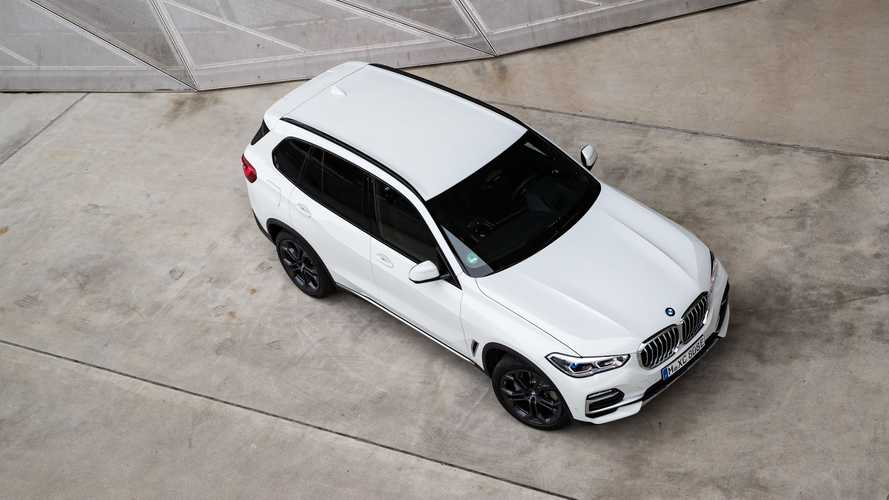 BMW Group Plug-In Electric Car Sales In Q1-Q3 2020 By Brands