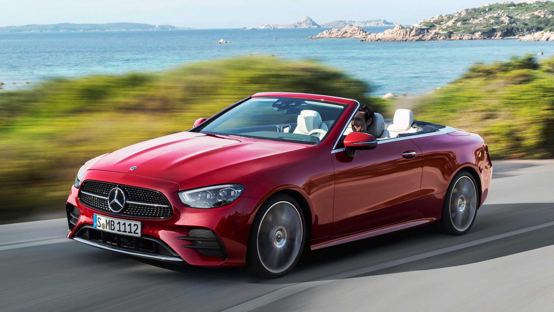Mercedes-Benz Clase E Restyling (2020) 100