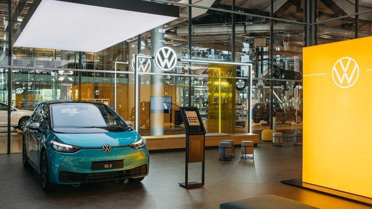 VW. ID. Store