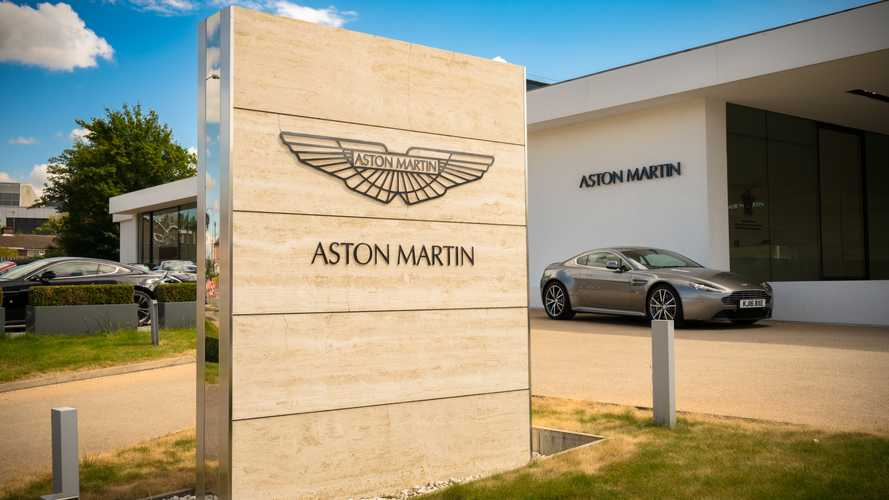 Aston Martin posts huge losses after coronavirus sales slump