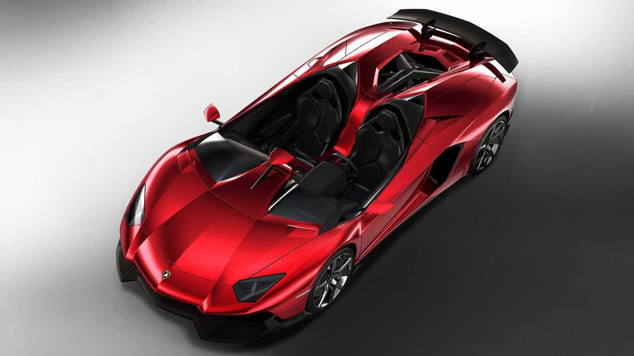 Lamborghini Aventador J (2012) – 2,68 миллиона евро