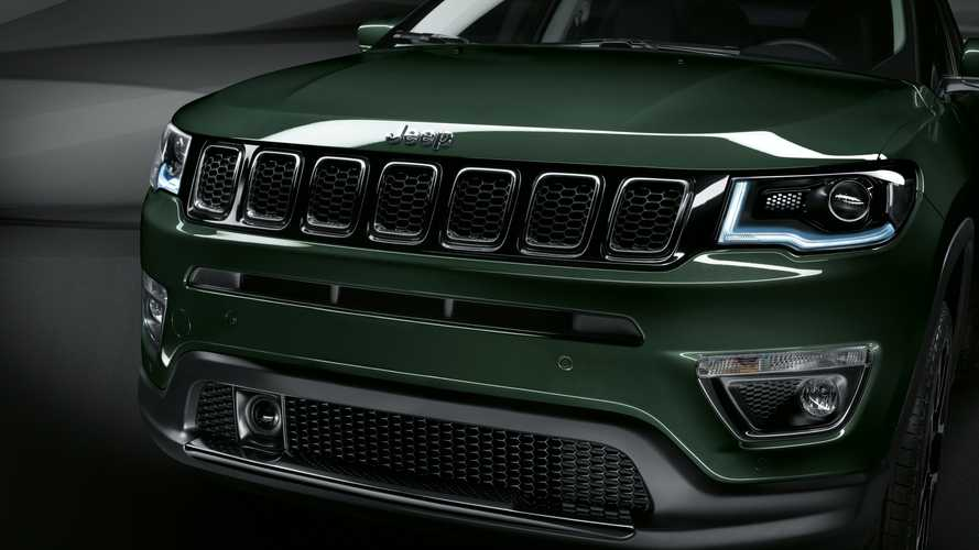 Jeep Compass Limited 2020 - Europa