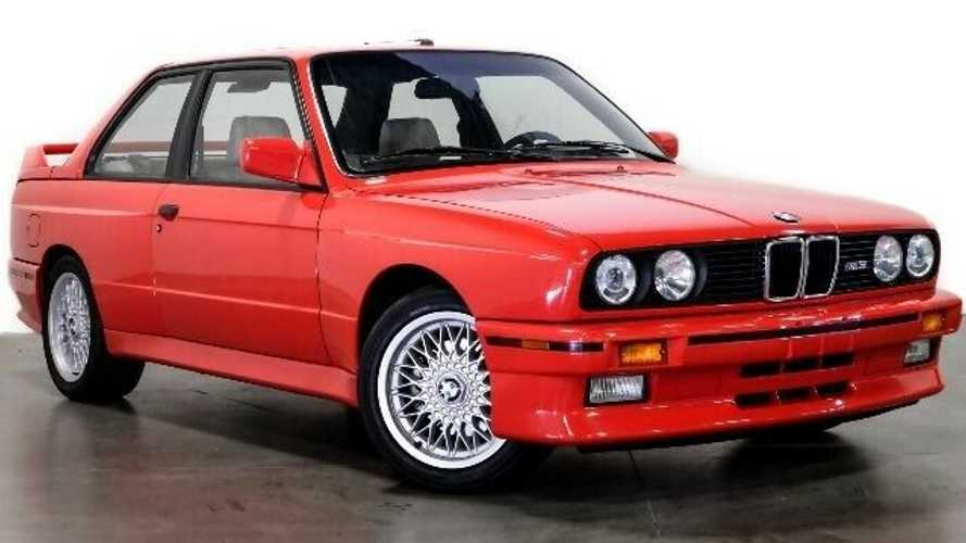 BMW M3 E30 rojo de Paul Walker