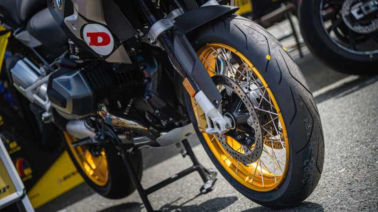 Dunlop SportSmart TT Trail tires