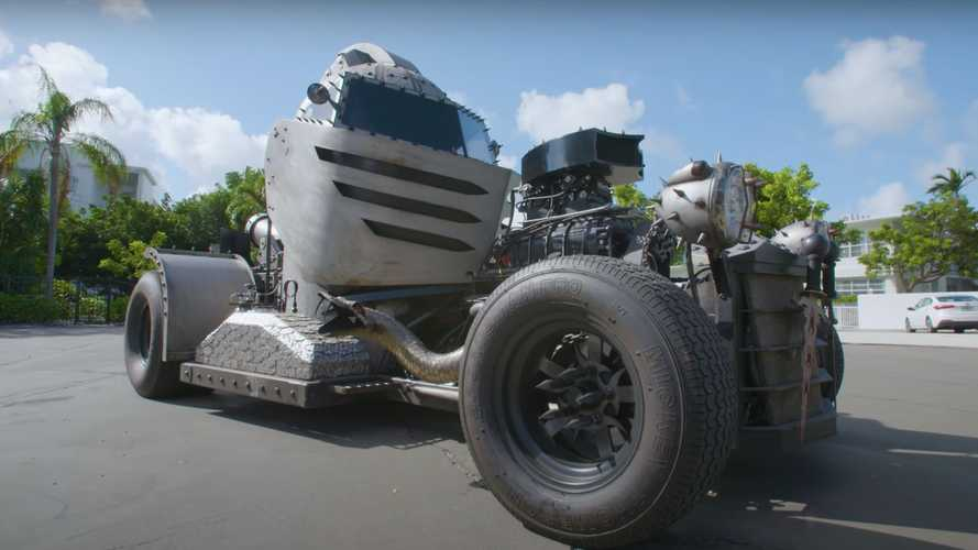 Medieval One is a wild £60,000+ hot rod built from scratch