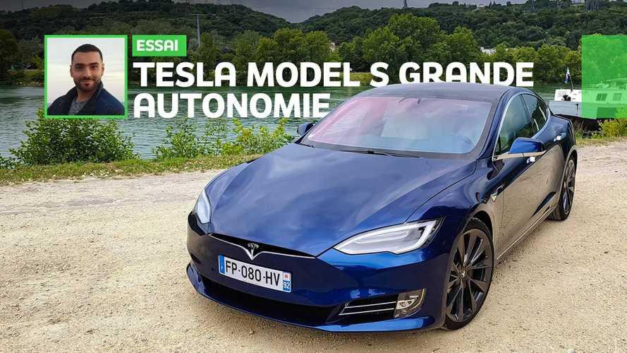 Essai Tesla Model S Grande Autonomie - En perpétuelle évolution