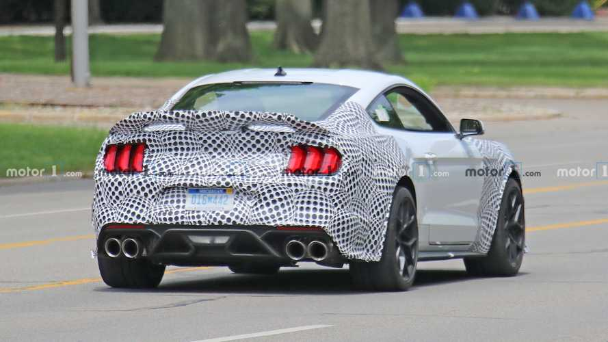 2021 Ford Mustang Mach 1 reportedly has 525 bhp