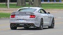 Ford Mustang Mach 1 2020, fotos espía