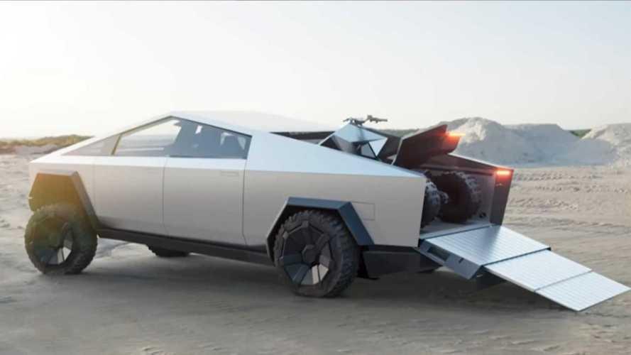 Watch World's Best Tesla Cybertruck Pickup Bed Deep Dive