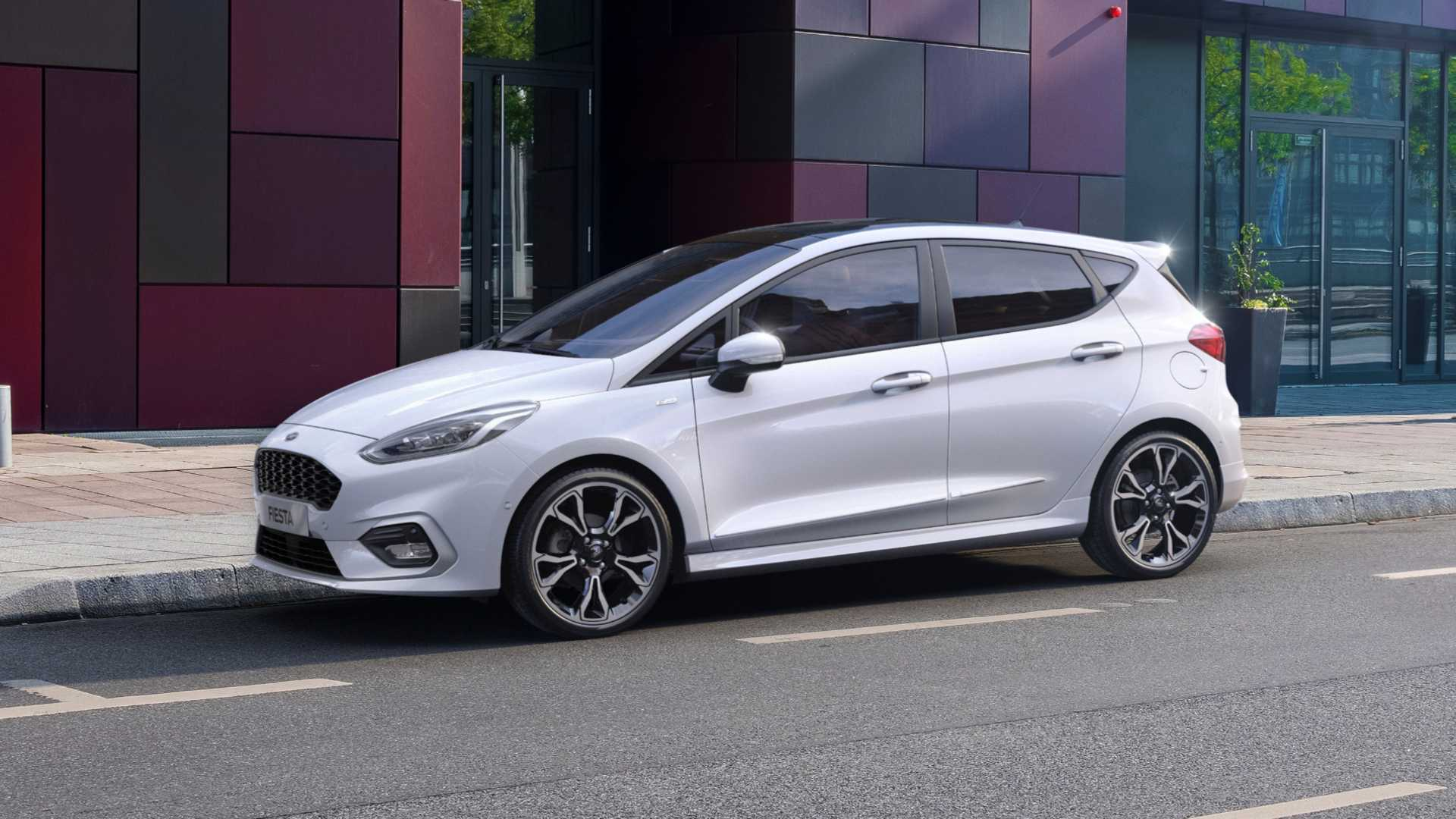 2020 Ford Fiesta Ratings