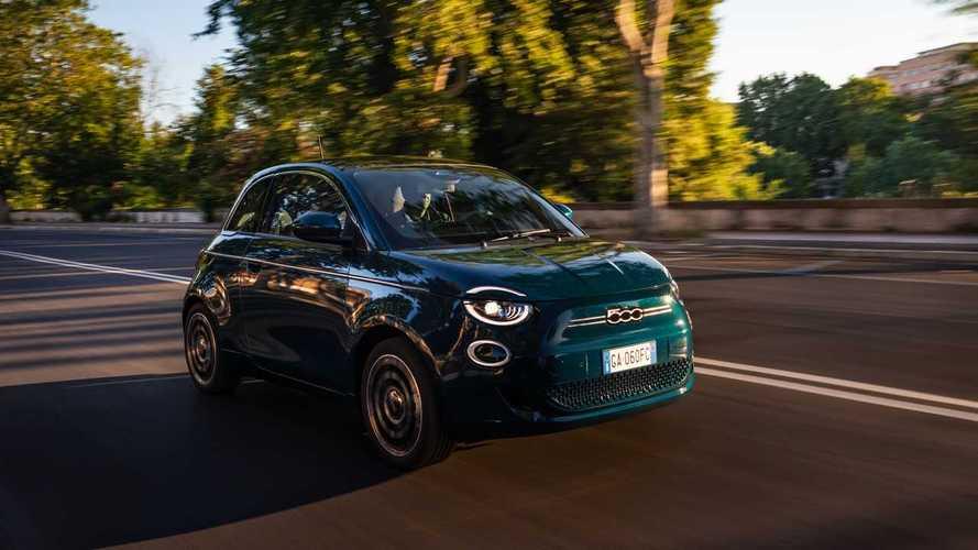 Fiat начал продажи электрокара 500 с особой серии