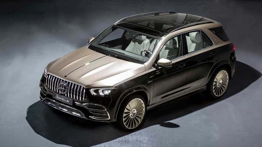 Hofele HGLE Is The Unofficial Mercedes-Maybach GLE