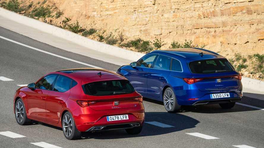 Primera prueba SEAT León 2020: ¡abran paso al rey!