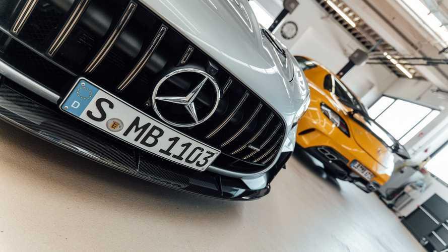 VIDÉO - Comment les intérieurs des Mercedes-AMG sont-ils conçus  ?