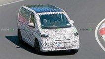 VW T7 Prototype Nurburgring Testing