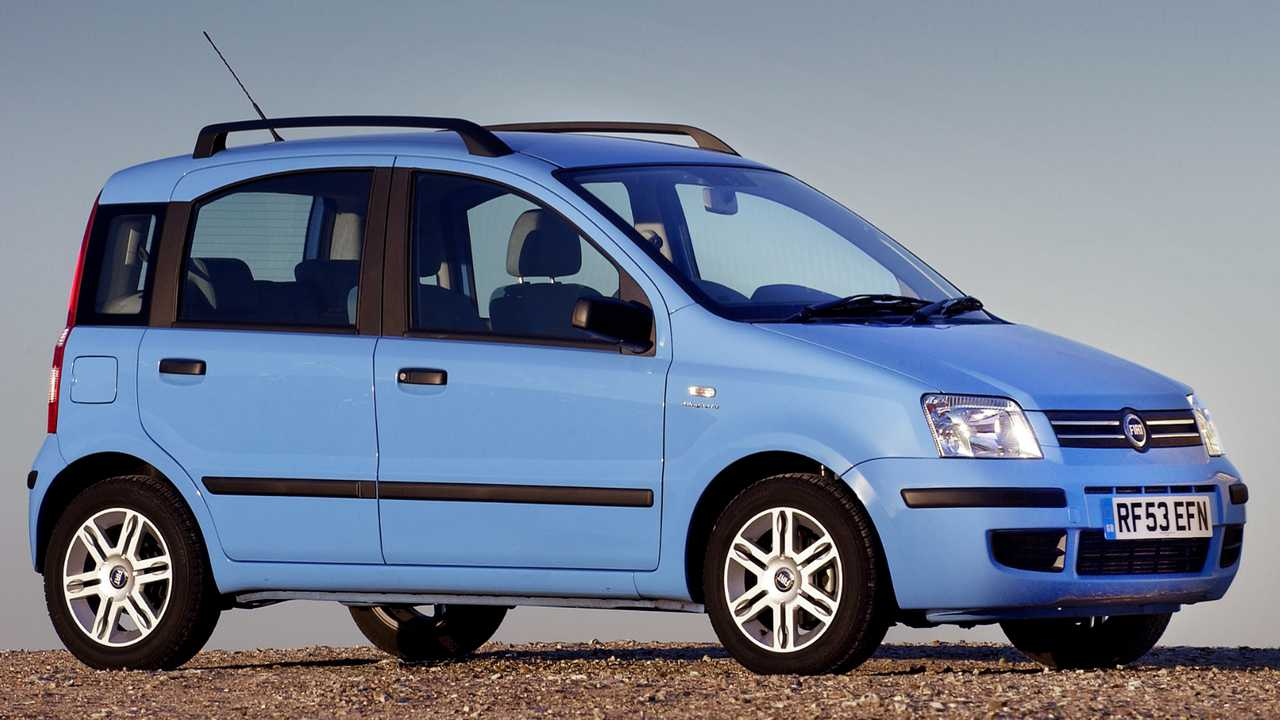 2003: Fiat Panda II