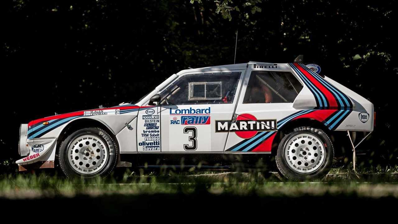 Lancia Delta S4 Rally