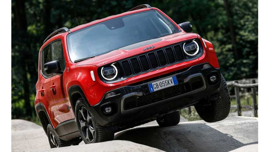 Jeep Renegade Jeepster Among Four Special Editions Planned For 2021?