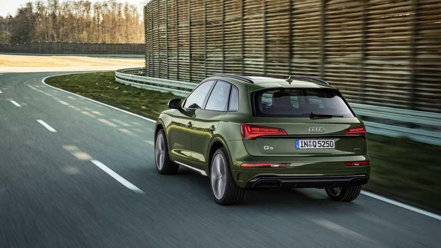 Audi dévoile les tarifs de son Q5 restylé