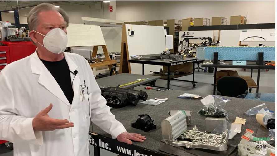 Watch Sandy Munro Explain The Unique Octovalve In The Tesla Model Y