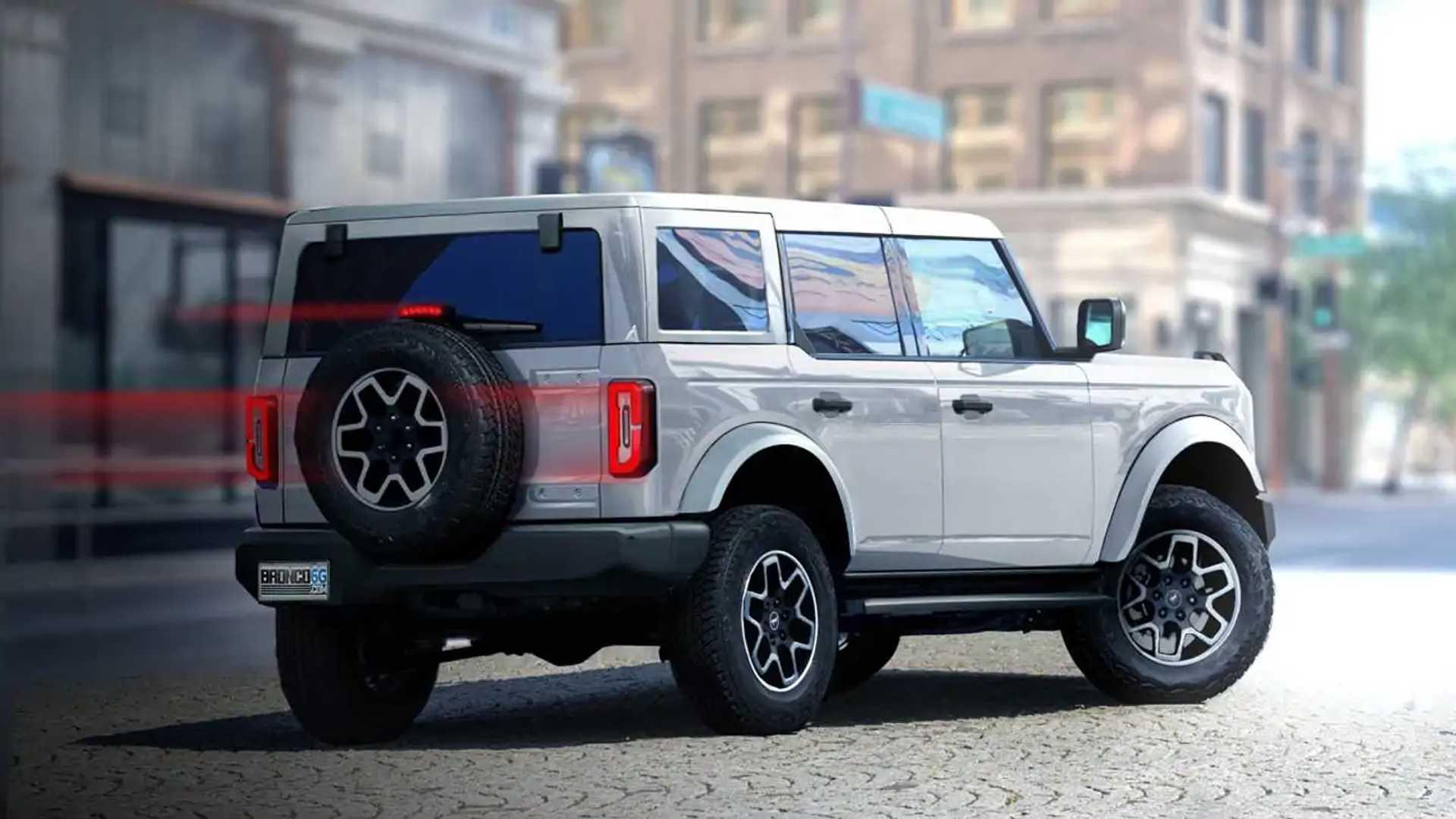 2020 Ford Bronco / Sport 34