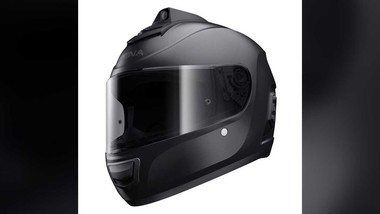 SENA Momentum Pro Bluetooth and QHD Camera