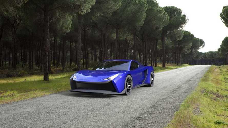 Elektron One, ecco la supercar elettrica italo-turca della Motor Valley