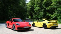 Prueba Porsche 718 Cayman GT4 2020