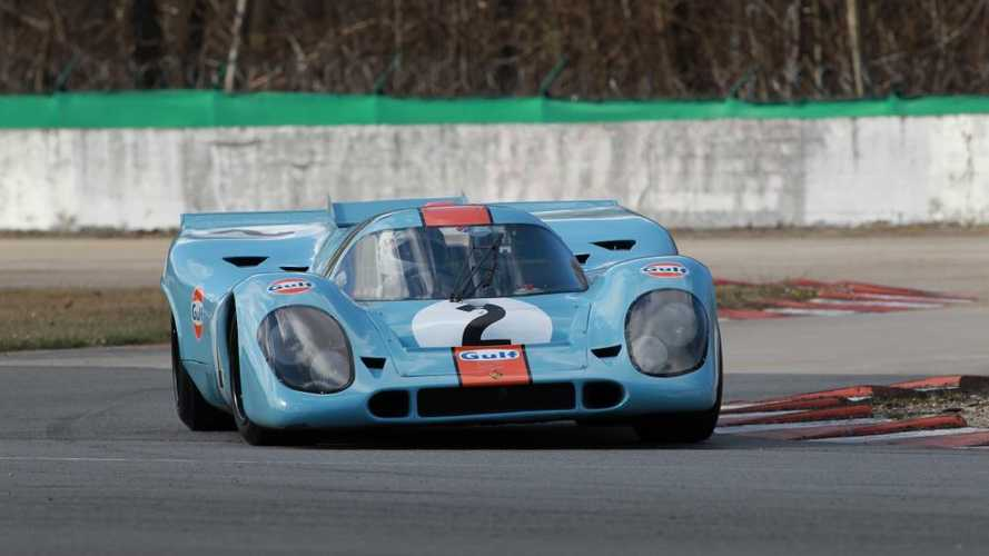 McQueen Porsche 917K to star at Concours of Elegance