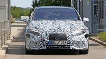 Mercedes EQS Spy Shots