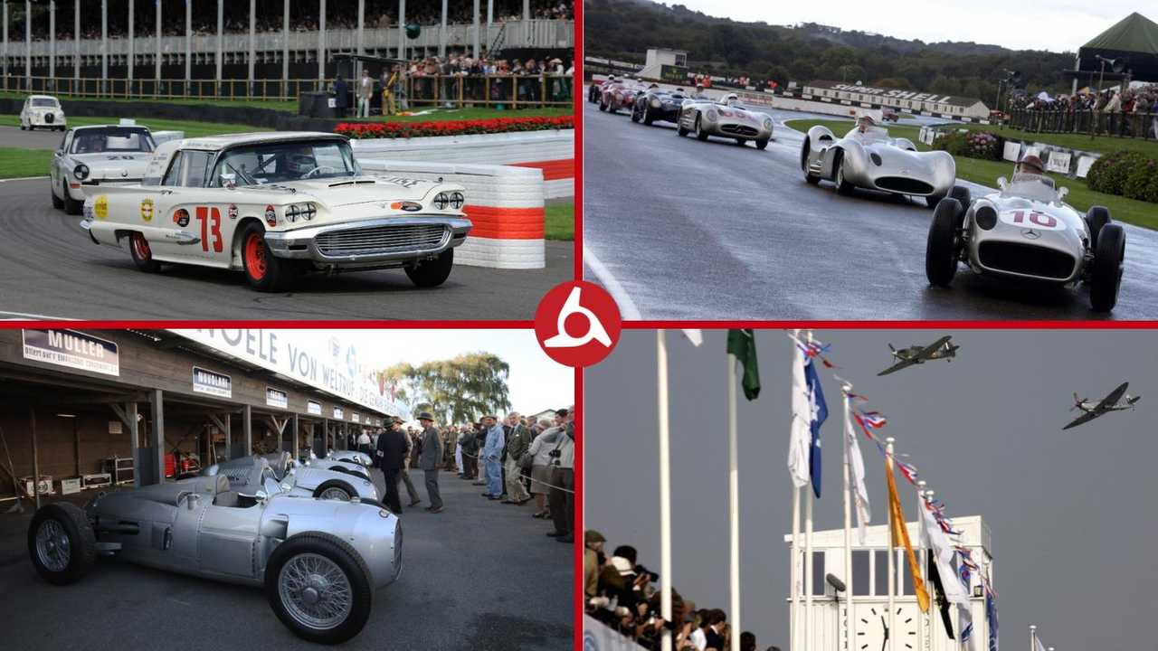 The Goodwood Revival's most memorable moments