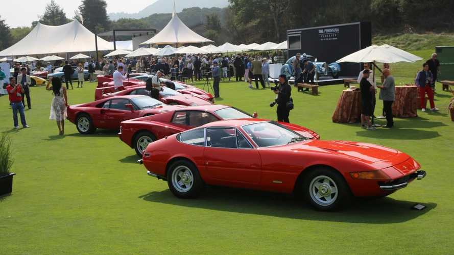 The 10 best classic cars of Monterey's The Quail event