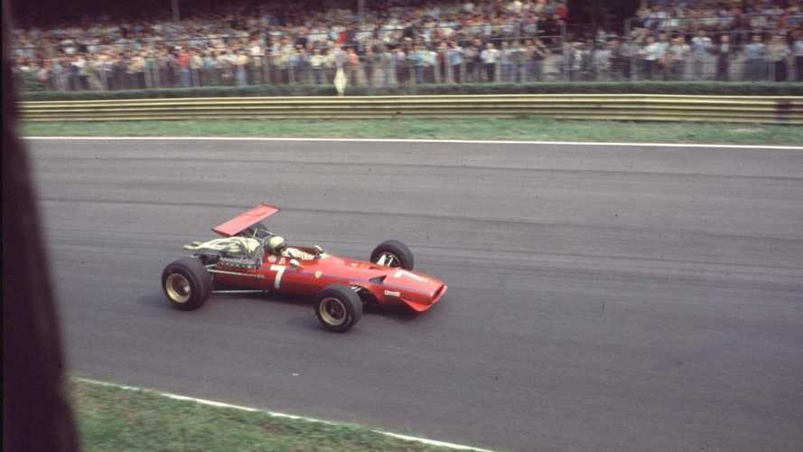 Video: Derek Bell's F1 baptism of fire… in a Ferrari at Monza