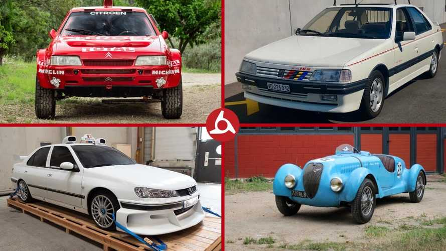 Top 10 French cars being auctioned this weekend