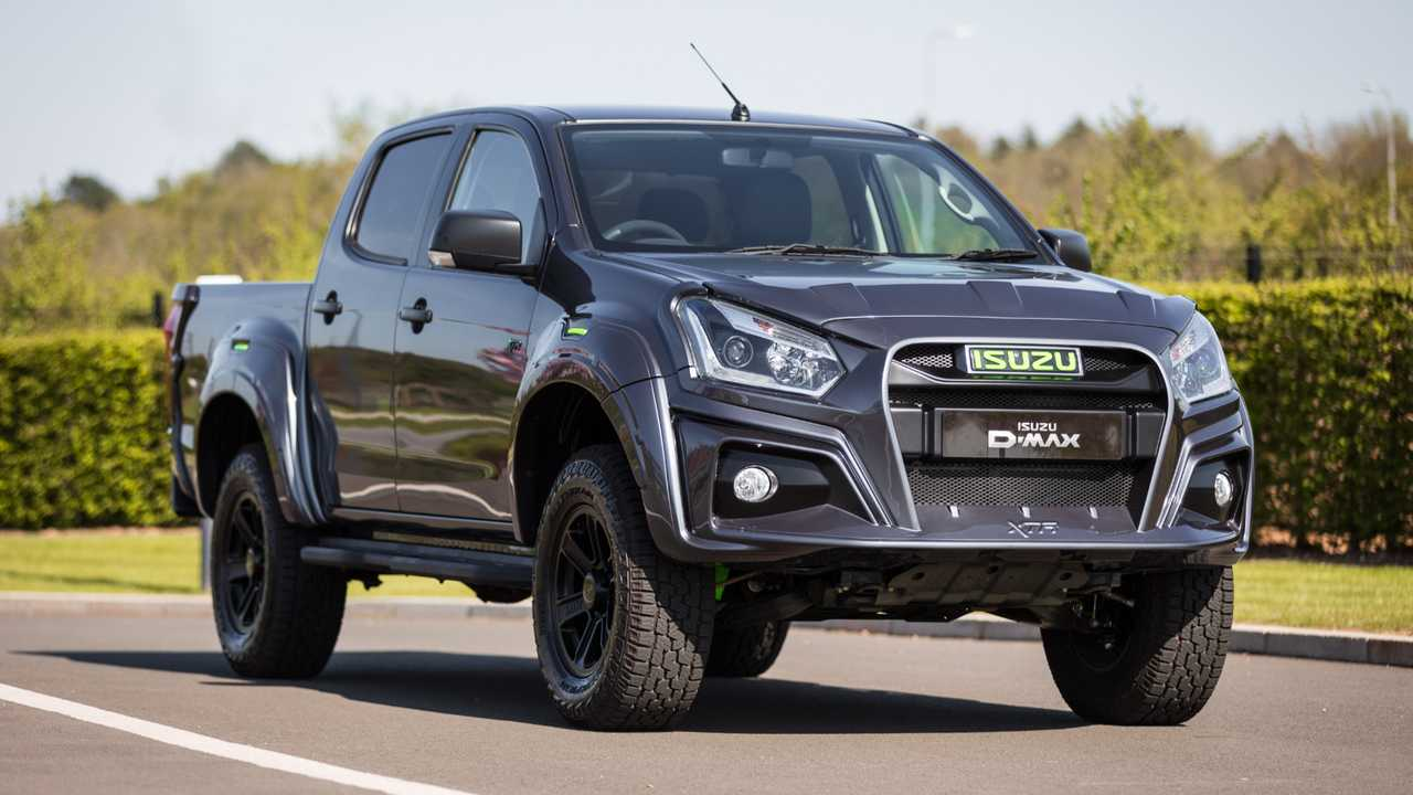 Isuzu D-Max XTR Colour Edition