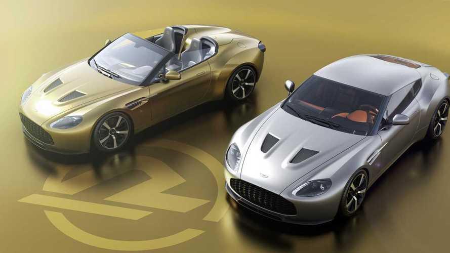 Aston Martin Vantage V12 Zagato Heritage TWINS, 19 coppie speciali