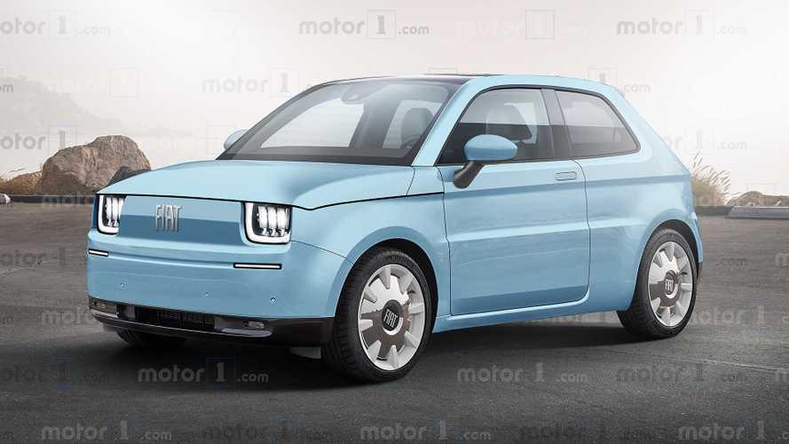 Fiat 126 elettrica, e se la 500 avesse una sorellina più accessibile?