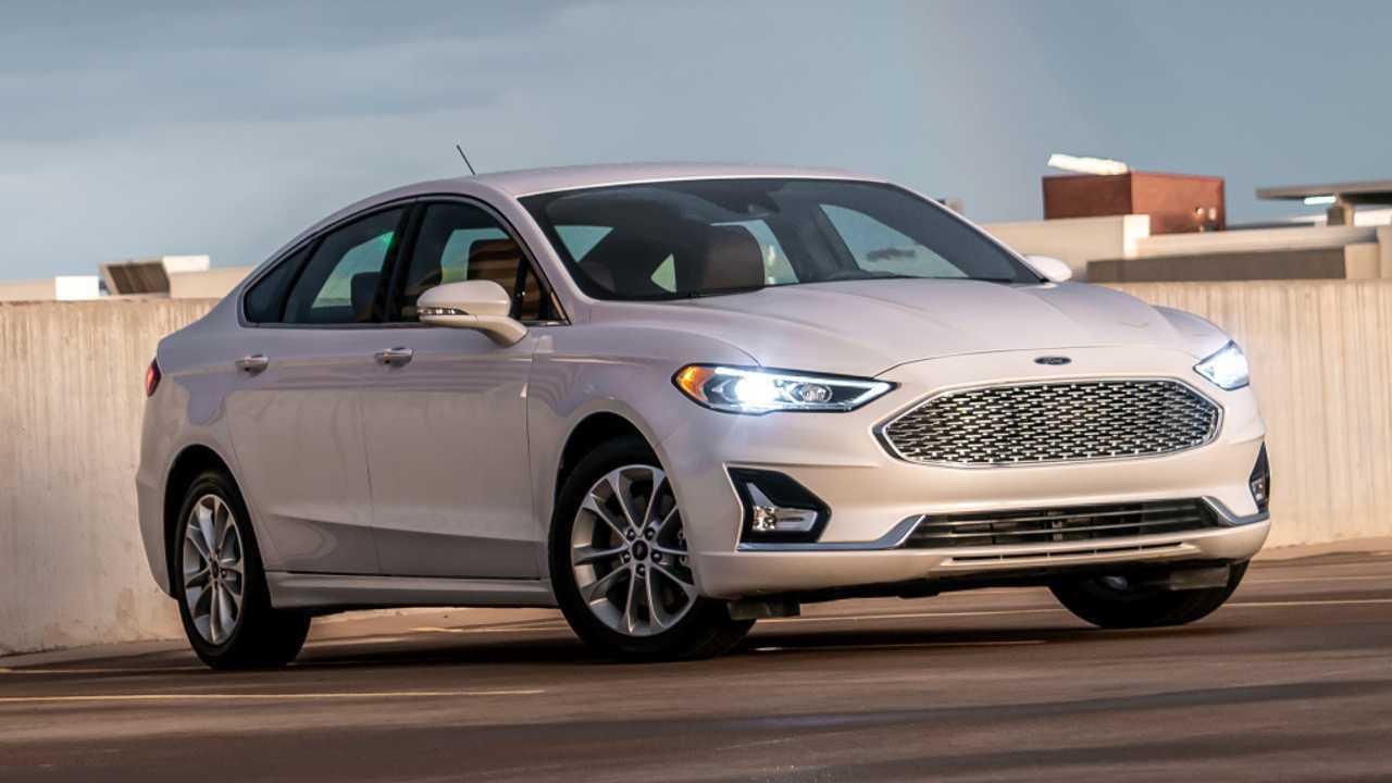 Ford Fusion / «Сплавление»