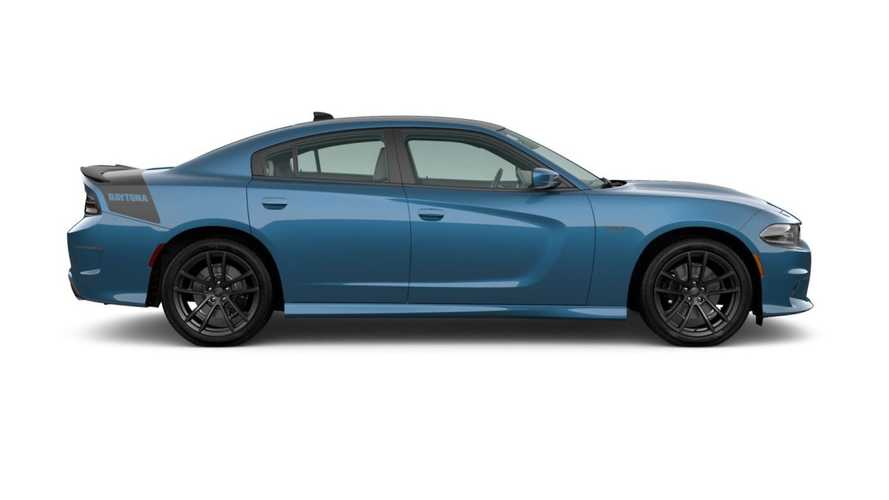 2020 Dodge Charger Daytona R/T And Scat Pack