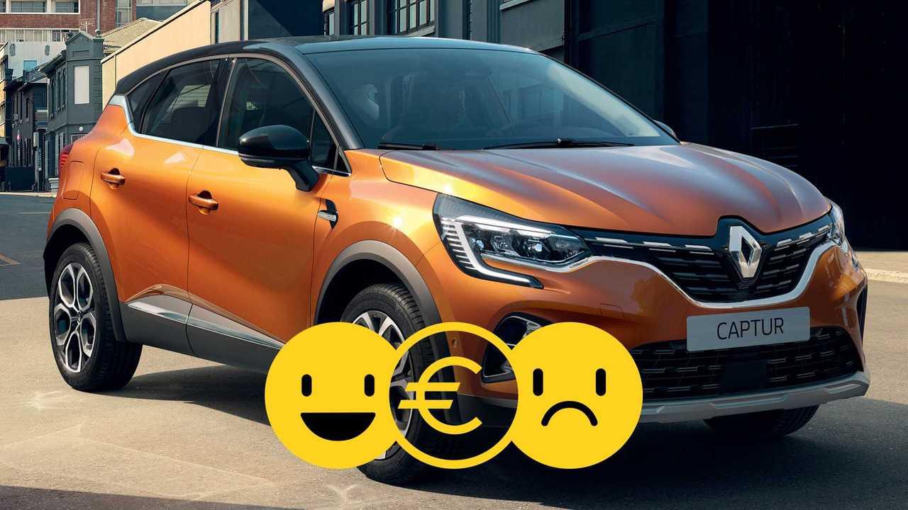 Renault Captur Promo luglio 2020